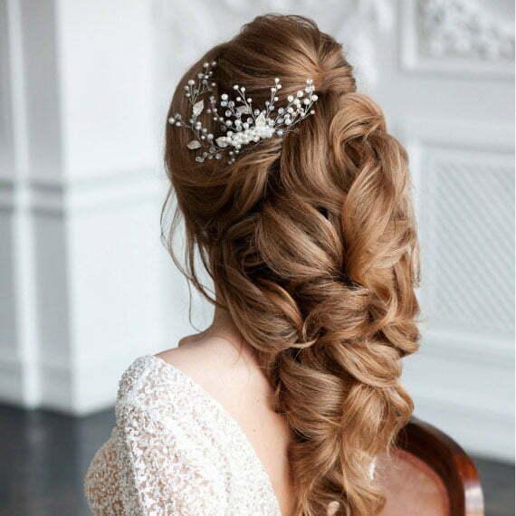 Свадебные причёски в Кирьят Бялике и Хайфе - причёски для невест в Израиле