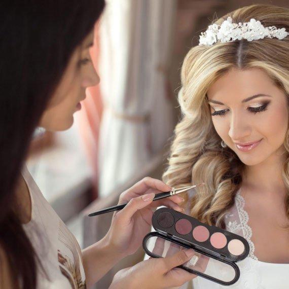Свадебный макияж в Кирьят Бялике и Хайфе - макияж для невест в Израиле