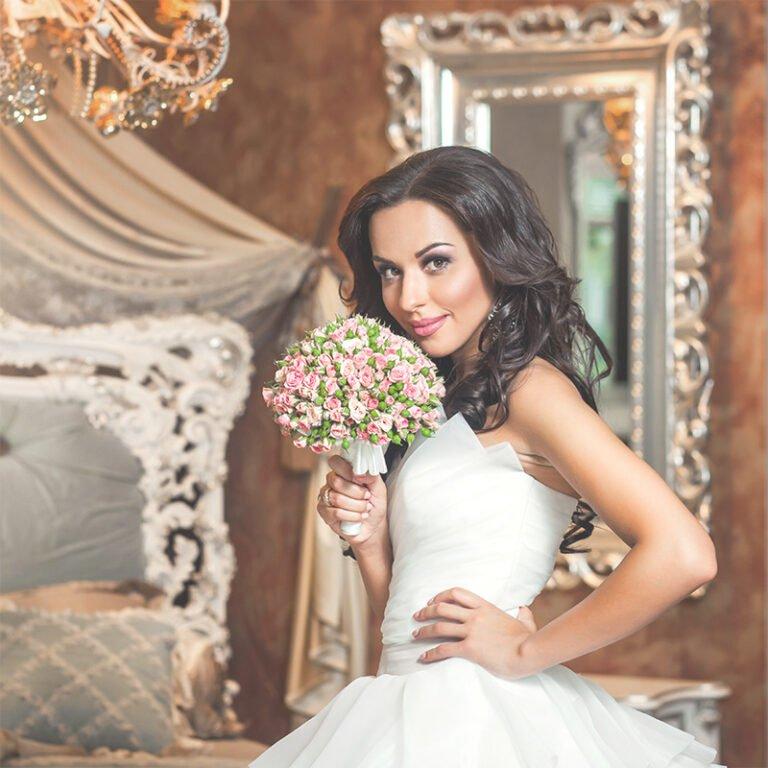 Свадебный салон красоты Хайфа, Крайот- причёски и макияж для невест