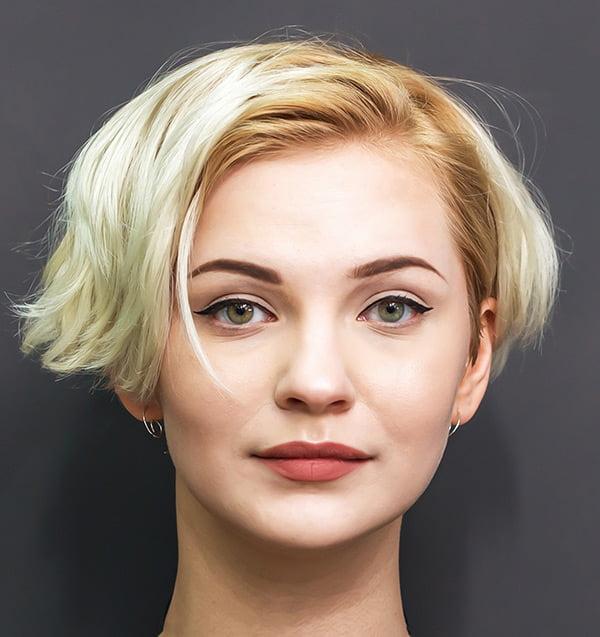окрашивание волос в салоне Marina Kogan - Хайфа Кирьят Бялик